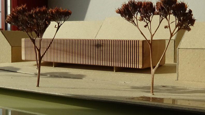 Projekt Kostkamm, Modell