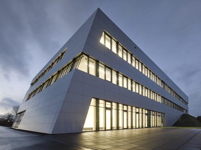 Projekt Soft Nanoscience, Aussenansicht