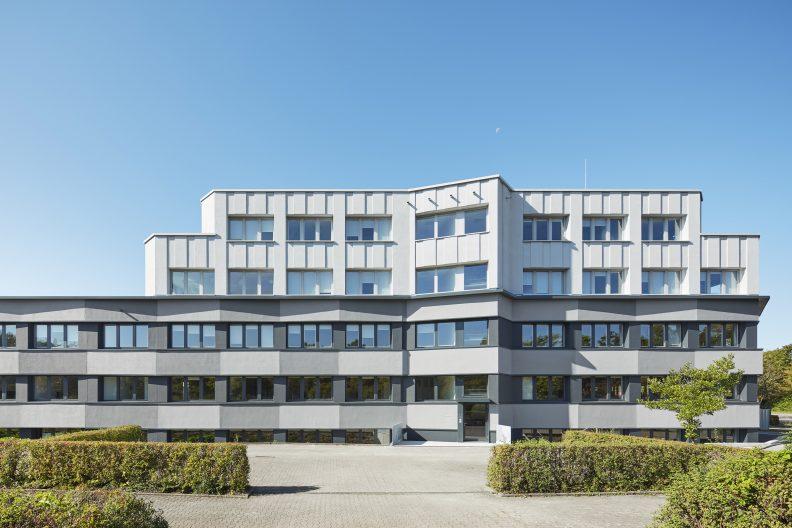 Energetische Gebäude- und Fassadensanierung Erbe GmbH, Aussenansicht