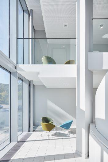 Energetische Gebäude- und Fassadensanierung Erbe GmbH, Innenansicht
