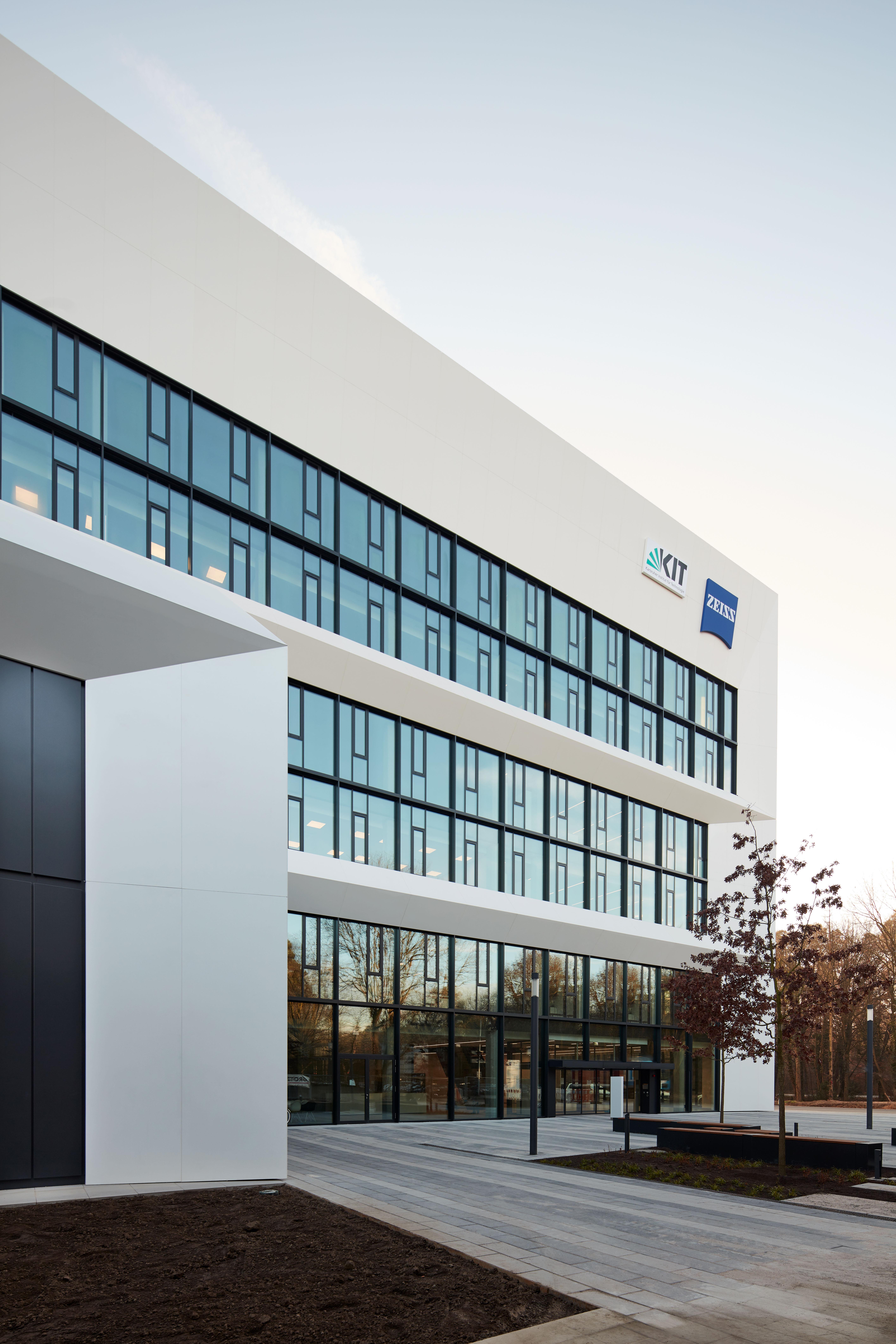 Innovation Hub KIT, Aussenansicht