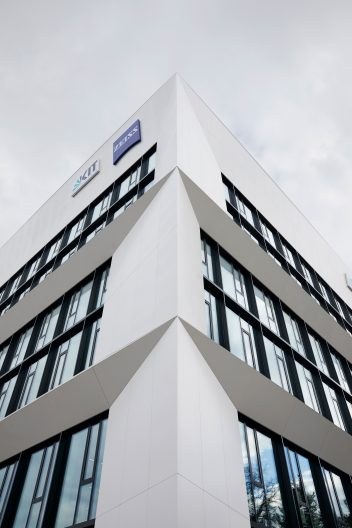 Innovation Hub KIT, Fassade