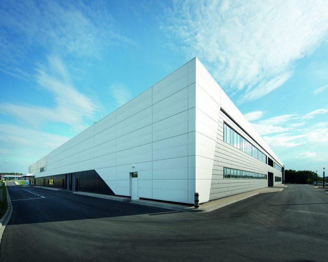 Benseler Manufacturing, Aussenansicht