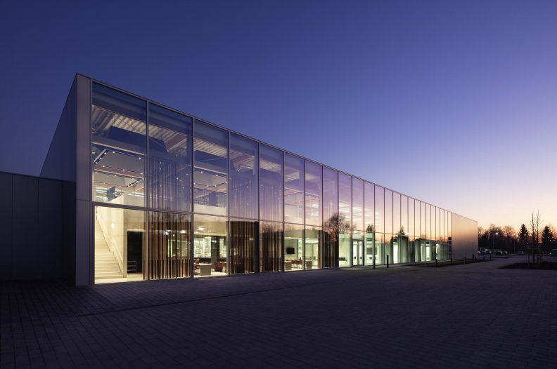 Brunner Innovation Factory, Aussenansicht