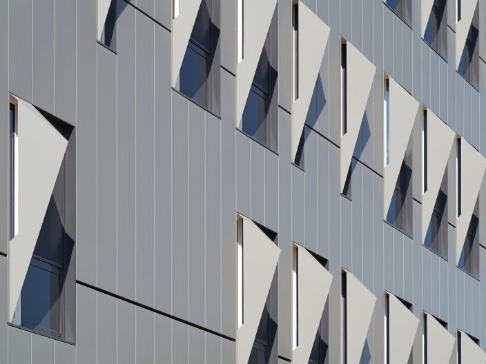 Projekt Ovesco Endoscopy, Fassade