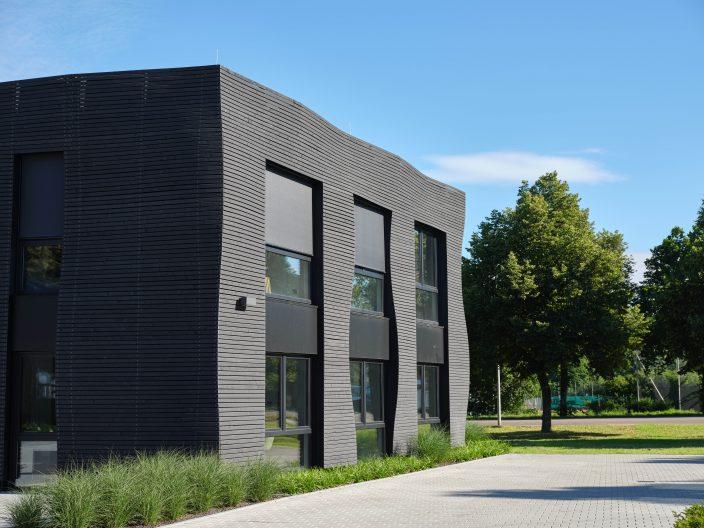 Kreativwerkstatt Kirchheim, Fassade