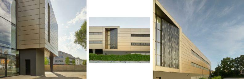 Objekt Dr. Grandel, Fassade