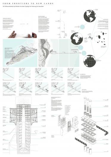 Übersichtsplan Ortfindung und Kontext, Gefüge und Konstruktion