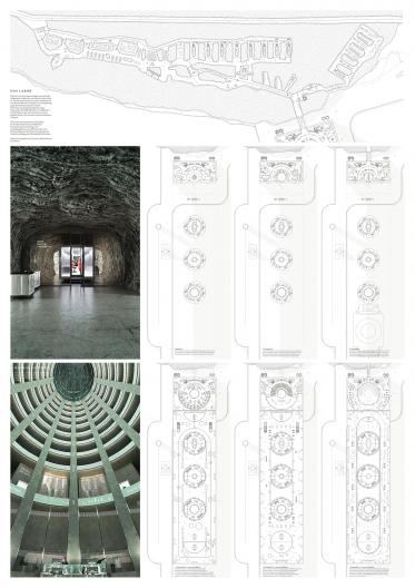 Grundrisse und Visualisierung Labor