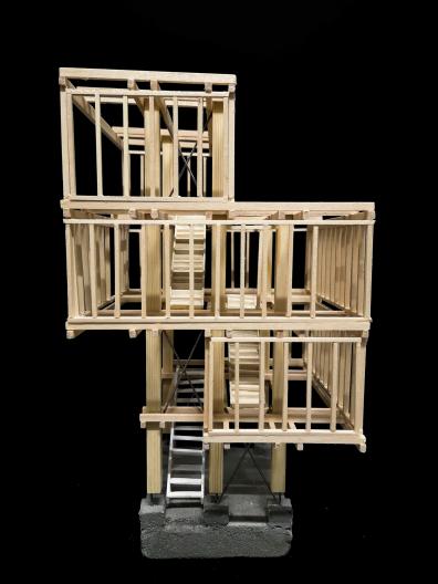 Bild Tragwerkslehre Modell 1:50